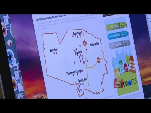 App Helps Track Cases Of Lice In School