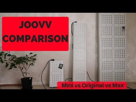Joovv Comparison + EMF Testing + Cost (Mini vs Original vs Max)