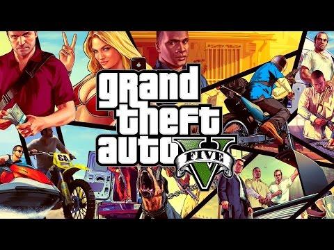 Grand Theft Auto V - PS Vita Remote Play
