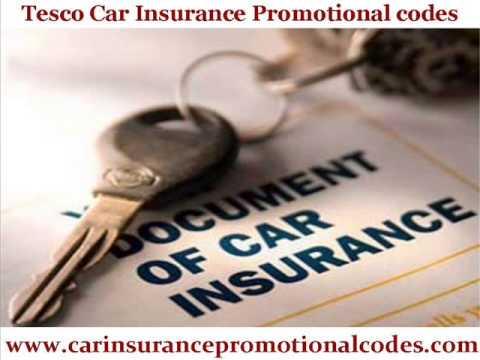 Tesco Car Insurance Promotional codes