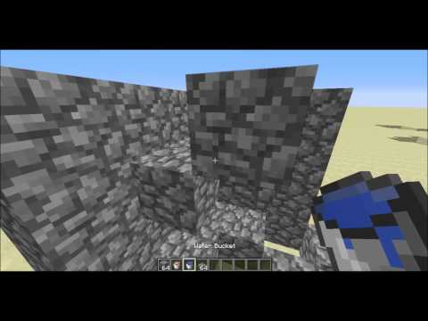 Minecraft - Best Skyblock Cobblestone Generator 100% Efficiency *NO LOST COBBLESTONE