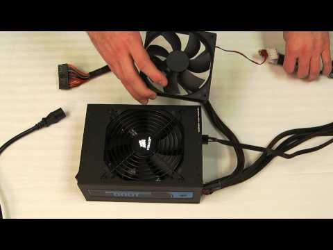 Corsair Video FAQ: How to test a Corsair power supply
