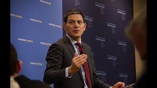 Clip of the Month: Winning the Argument on Immigration with David Miliband