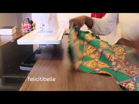 DIY Project: How to make a Reversible Cape Shawl; Behind the Seam