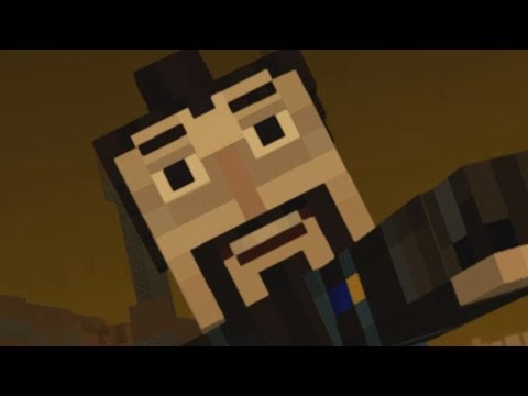 A YTP. | Minecraft Story Mode - Season 2 (Episode 4) (Try Not To Laugh??)