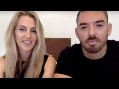 50/50 Day - Entrepreneurs Ashley and Marc Merrill w/ Julie Hermelin