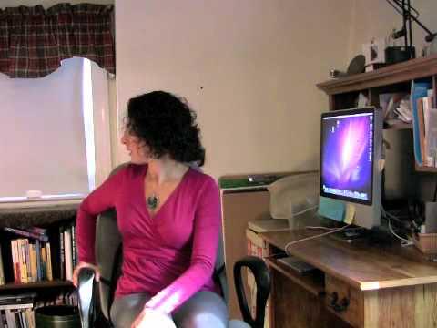 Stretch Break with Stacey Shipman: Chair Twist