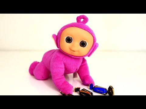Teletubbies Mini Baby Tiddlytubbies Ping