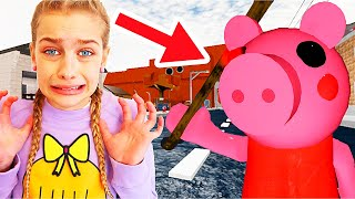 CAN THE NORRIS NUTS ESCAPE PIGGY?? Roblox Gaming w/ The Norris Nuts