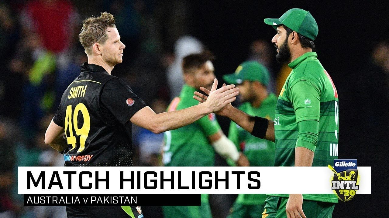 Australia surge to victory off the back of stellar Smith | Second Gillette T20I