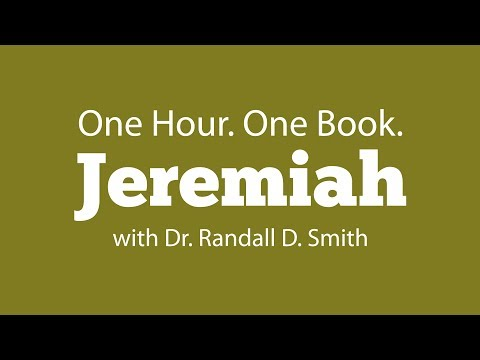 One Hour. One Book: Jeremiah