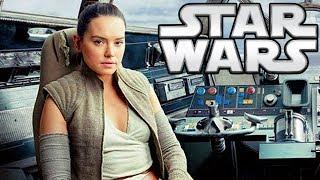 Star Wars The Last Jedi NEW Scenes Explained
