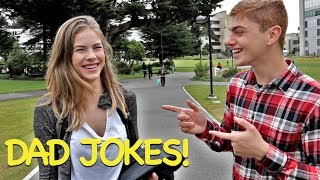 Telling People The Worst Jokes Ever