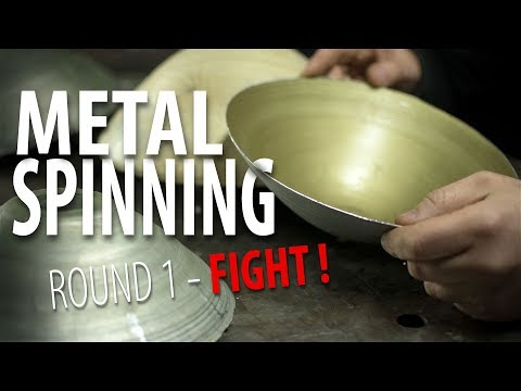 Spinning Metal - Round 1 - I LOST!