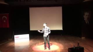 Nasıl Başladığınız Değil, Nasıl Bitirdiğiniz Önemli | Ahmet Naç | TEDxIstanbulUniversity