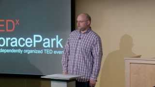 The power of inclusion: Aaron DeVries at TEDxHoracePark
