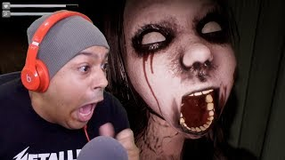 WE BOTH NEED TO CLOSE THAT MOUTH!! [HOME SECURITY] [HORROR GAME]