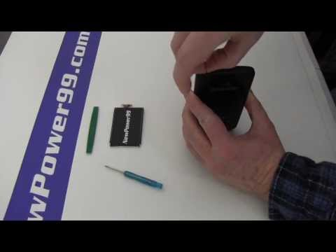 How to Replace Your Google Nexus 4 Battery