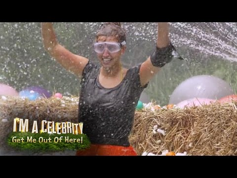 The Celebrities Take On The Celebrity Cyclone | I'm A Celebrity... Get Me Out Of Here!