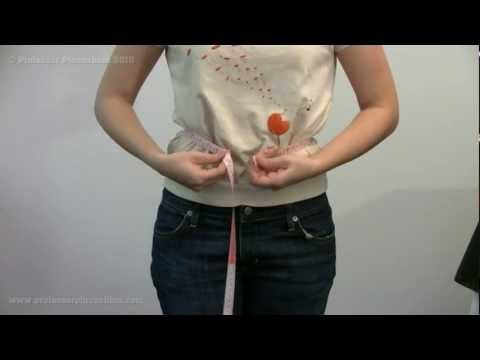 How to Take Your Measurements For Sewing