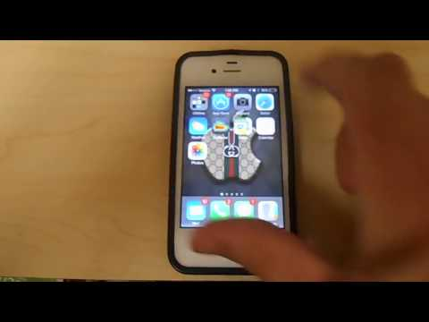 How to fix Iphone screen rotate issue