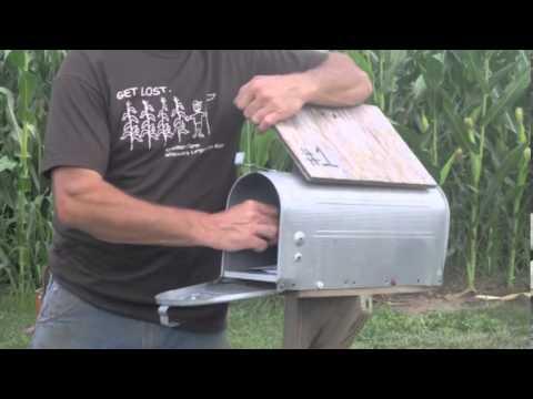 Treinen Farm How to Do the Corn Maze 2012