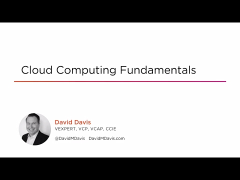 Course Preview: Fundamentals of Cloud Computing
