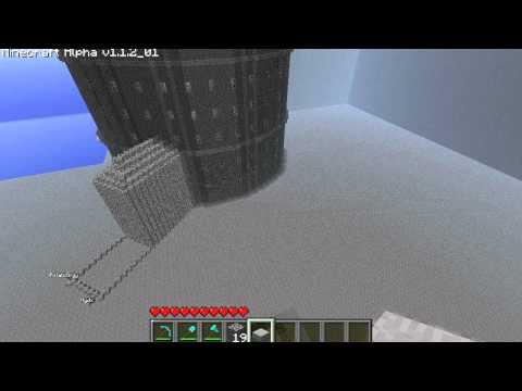 Minecraft Timelapse - Hogwarts Castle Part 3