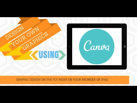 Canva - Graphic Design for Teachers and Students