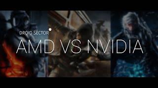 AMD Radeon R9 380 vs Nvidia GTX 960 - Gaming Benchmarks