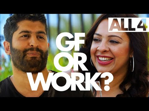 Is He Too Much Of A Workaholic? | First Breaks: Couples Abroad
