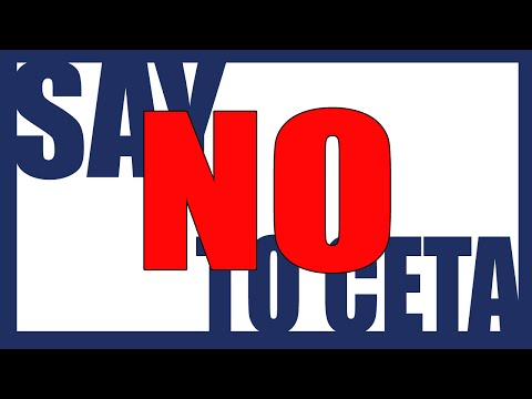 URGENT MESSAGE - STOP CETA  - ADOPT THE SOCIAL CONTRACT