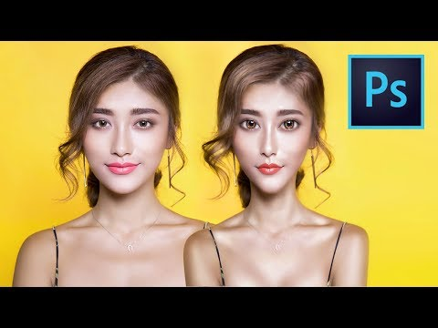 Transform Your Portraits to 3D Anime Dolls or Cartoons in Photoshop
