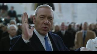 House of Cards S509: Frank