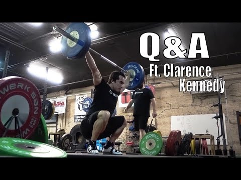 Q&A WITH Clarence Kennedy