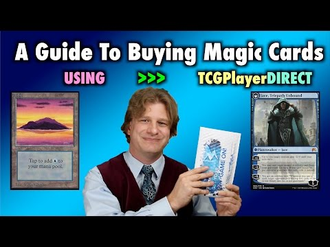 MTG - A Guide To Buying Magic: The Gathering Cards Using TCGPlayer Direct
