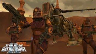 Star Wars Battlefront 2 Mods/Maps #185 [Clone Wars Extended]
