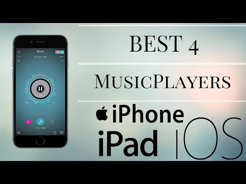 Best 4 Free Music Players You Should Try On iOS | 2016 Latest