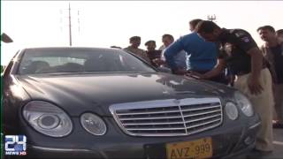 Karachi Police helpless to stopped the robbries in Karachi