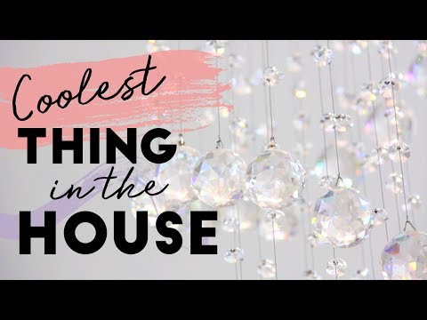 Crystal Castle Home Tour | Coolest Thing In The House