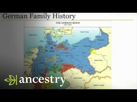 Top Tips for Beginning German Family History Research