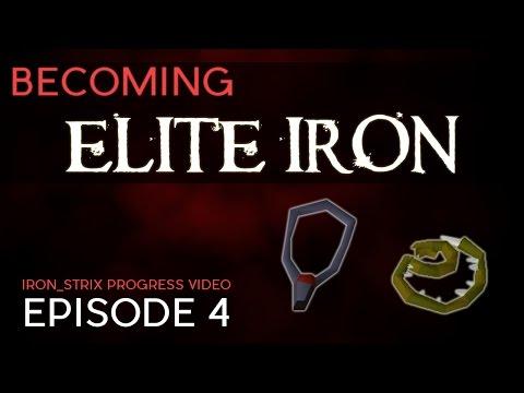 Fury and Kraken Tentacle for Bandos - Becoming Elite Iron #4 - OSRS Ironman Series