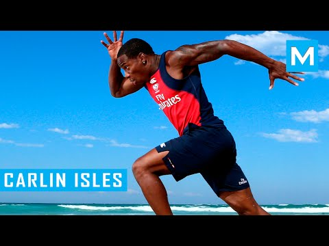 Carlin Isles Speed & Conditioning Training for Rugby | Muscle Madness