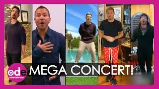 Elton John Hosts Mega Celebrity Quarantine Concert