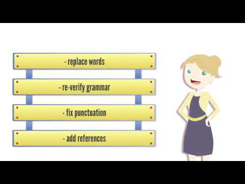 Rephraser Online - How to Make Your Text Perfect
