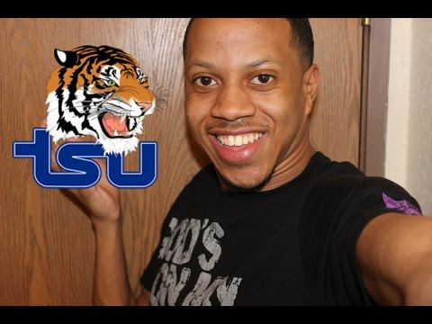 My HBCU EXPERIENCE Ep.1 TENNESSEE STATE UNIVERSITY #SeniorYear