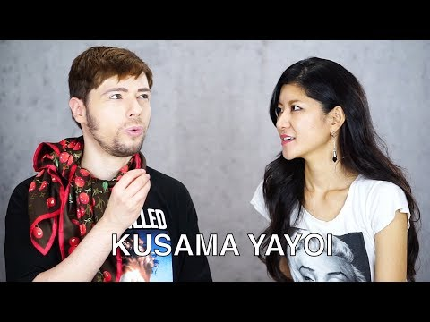 HOW TO PRONOUNCE KUSAMA YAYOI CORRECTLY