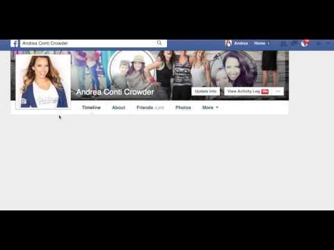 Creating Custom Friends Lists on Facebook
