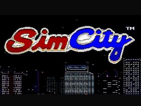 SNES SimCity Cheat Maximum Money of 999,999