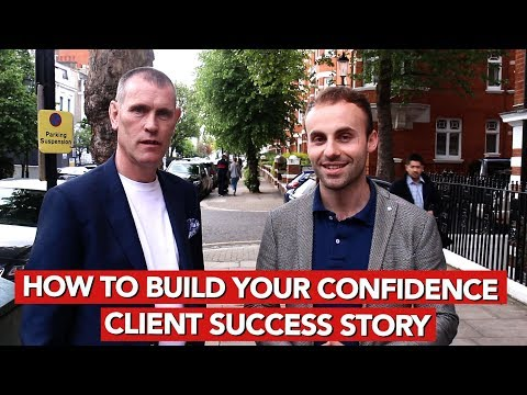 How to build your confidence - Client Success Story